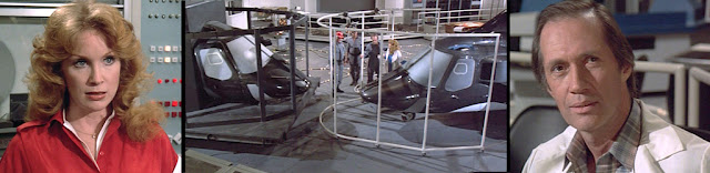 Airwolf 1st Season episode 'MIND OF THE MACHINE' with Dr Winchester's Theme and fan-favourite Airwolf episode showing off the Airwolf simulator