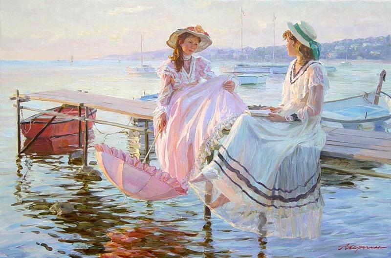 Alexander Averin    D  D    D   D  A D  D   D  D D   D   D  D   D   D  D   D  D D    Russian Realist painter   Tutt'Art@ ()