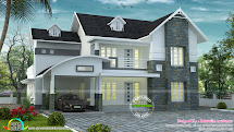 Curved Roof Home Designs