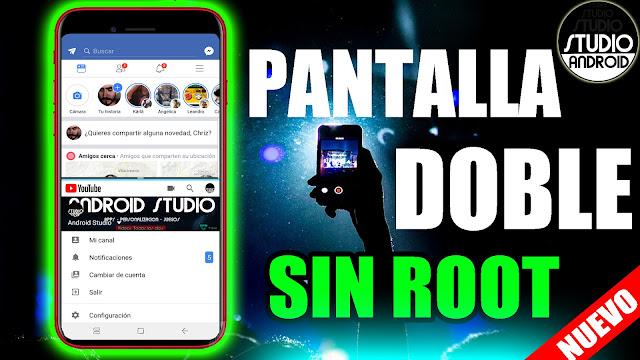Pantalla 3d Para Cualquier TelÉfono Android: ACTIVA EL TRUCO DE PANTALLA DOBLE CUALQUIER TELÉFONO 2017