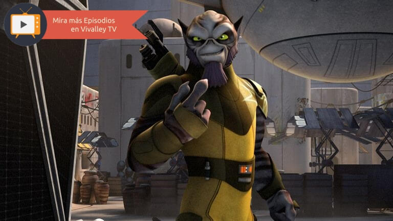 Star Wars Rebels, Enredo. VivalleyTV