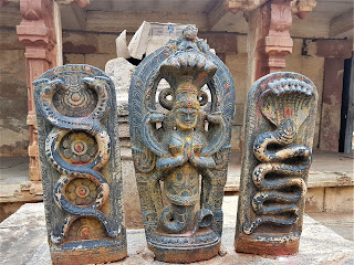 Adi Sesha at Bhoga Nandeeshwara Temple