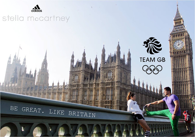 Istituto Marangoni Year 1 | Stella McCartney for Adidas for Olympic Games 2012