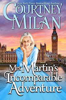 Cover of Courtney Milan's MRS. MARTIN'S INCOMPARABLE ADVENTURE