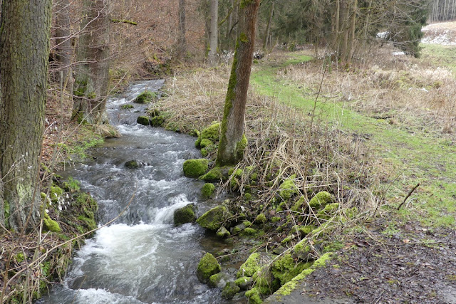 Erlebnispfad Geologie und Bergbau im Höllental, Frankenwald