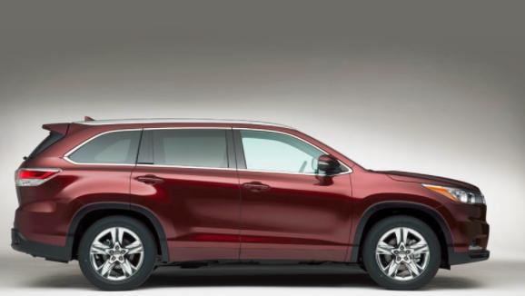 Toyota Highlander Gas Mileage >> Toyota Highlander 2014 For Sale