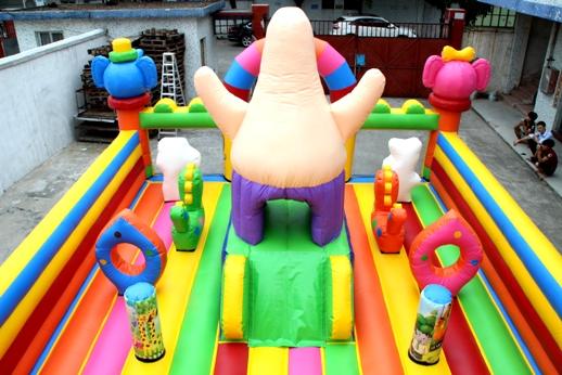 rumah balon | istana balon | balon loncat 21
