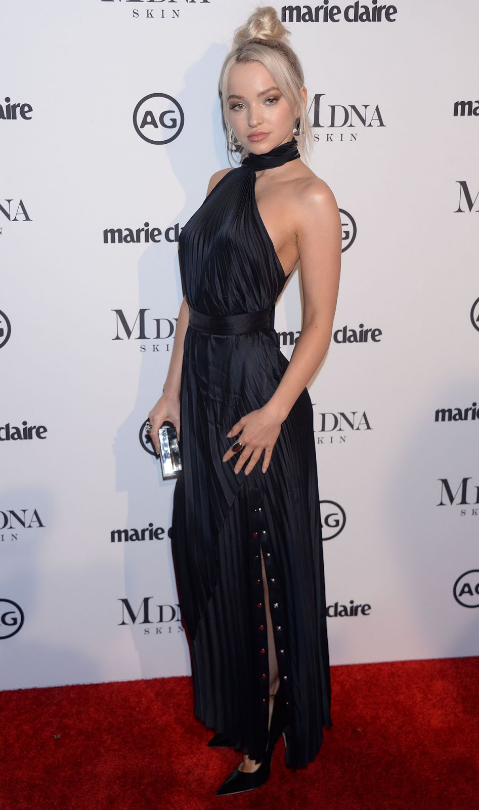 Dove Cameron At Marie Claire Image Makers Awards In Los Angeles