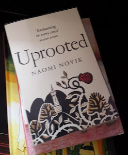 Whoopidooings: Bookish Rocking My World Friday - Uprooted - Naomi Novik