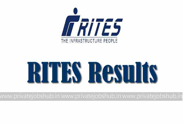 RITES Results