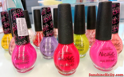 Sally Hansen, Nicole by OPI, Nail Workshop, Giveaway, nail care, nail colors, nair art, nail treatment, Nicole by OPI nail colors