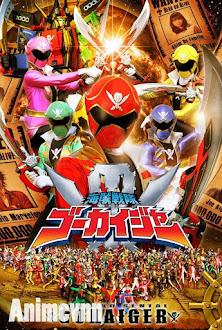 Kaizoku Sentai Gokaiger -  2011 Poster