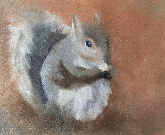lost edge study in fusing middle values squirrel Feb-13-2019