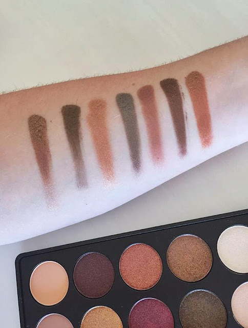 Morphe Fall Into The Frost 35F Palette