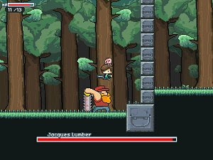 Jables Adventure platformer game