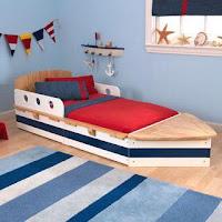 Increíbles camas que les encantarán a los pequeños bote