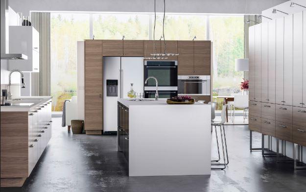 Thiết bị bếp đẹp tạo nên sự tiện nghi và hứng thú khi sử dụng
