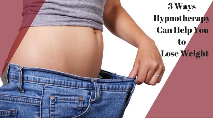 hypnotism to lose weight
