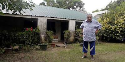 Jose Mujica, Sosok Presiden Termiskin Di dunia
