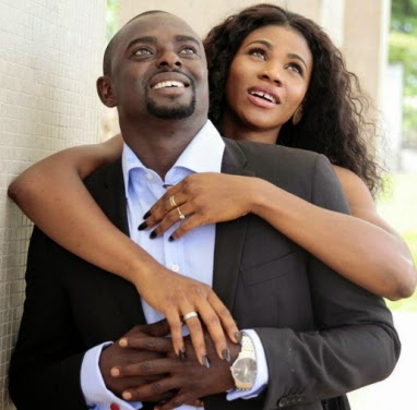 blessing okagbare husband