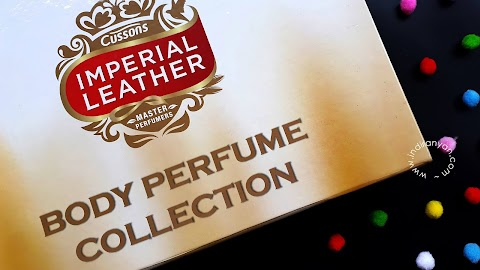 [REVIEW] Imperial Leather Body Perfume Collection*
