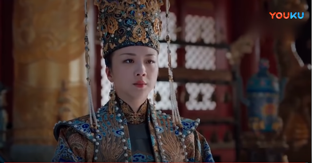Empress of the Ming Tang Wei