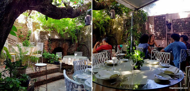 Restaurante Maria Mata Mouro, Pelourinho, Salvador