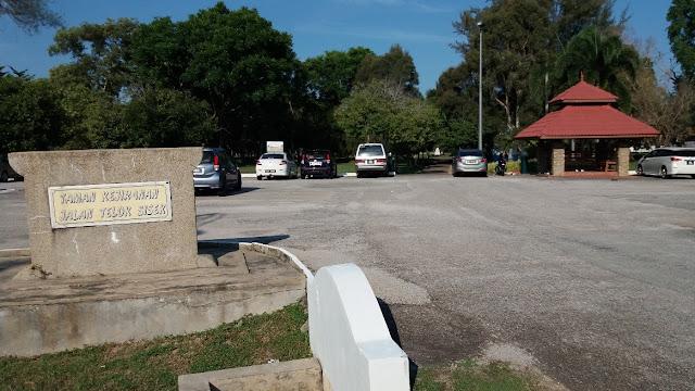 Taman Kejiranan Jalan Telok Sisek