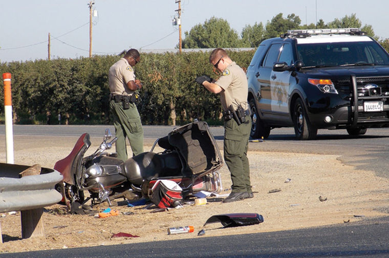 Fresno Visalia Bakersfield Accidents: Motorcycle Accident in Tulare