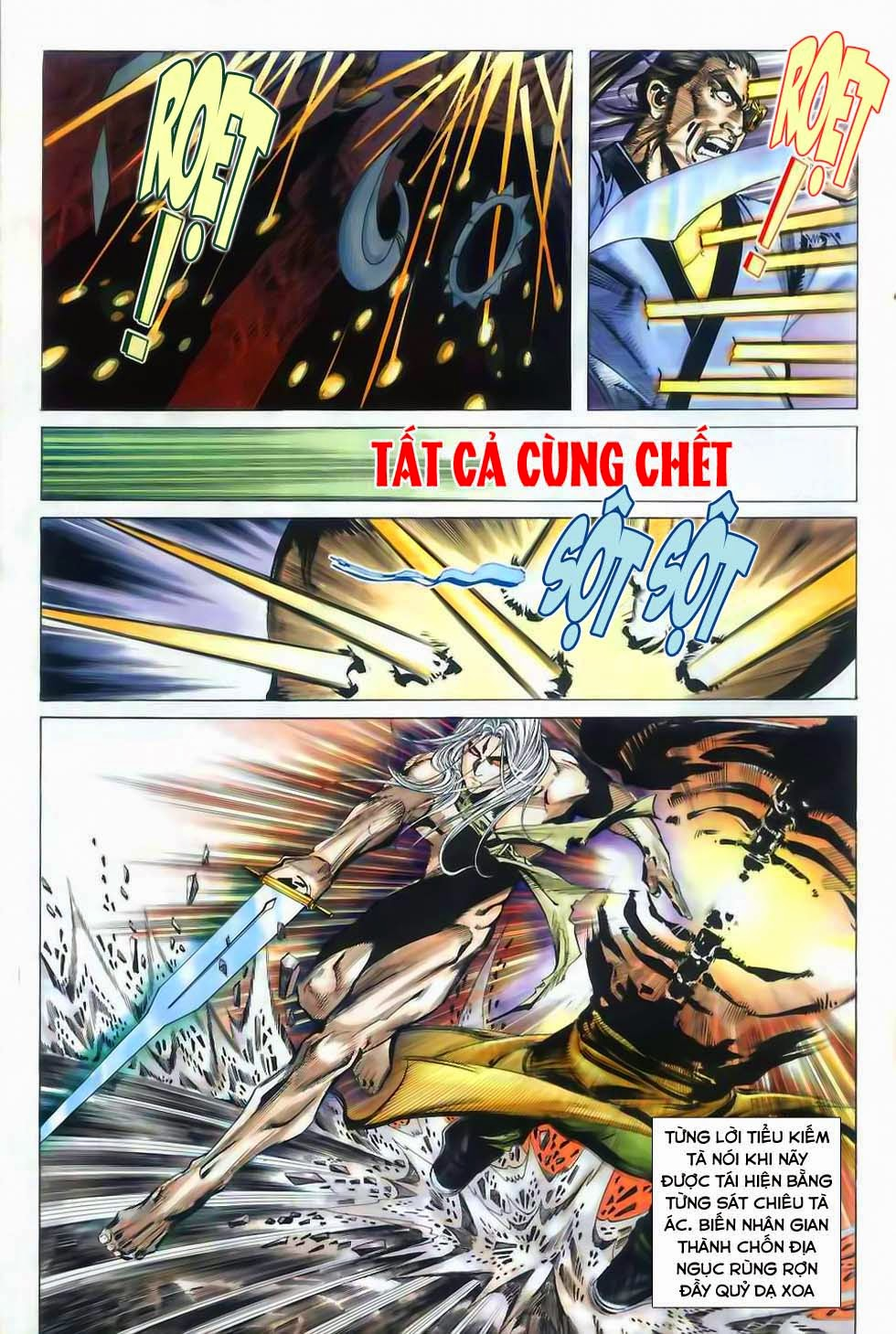 Bá Đao Chap 40 - Truyen.Chap.VN