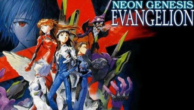 Top Anime Like Tokyo Ghoul - Neon Genesis Evangilion