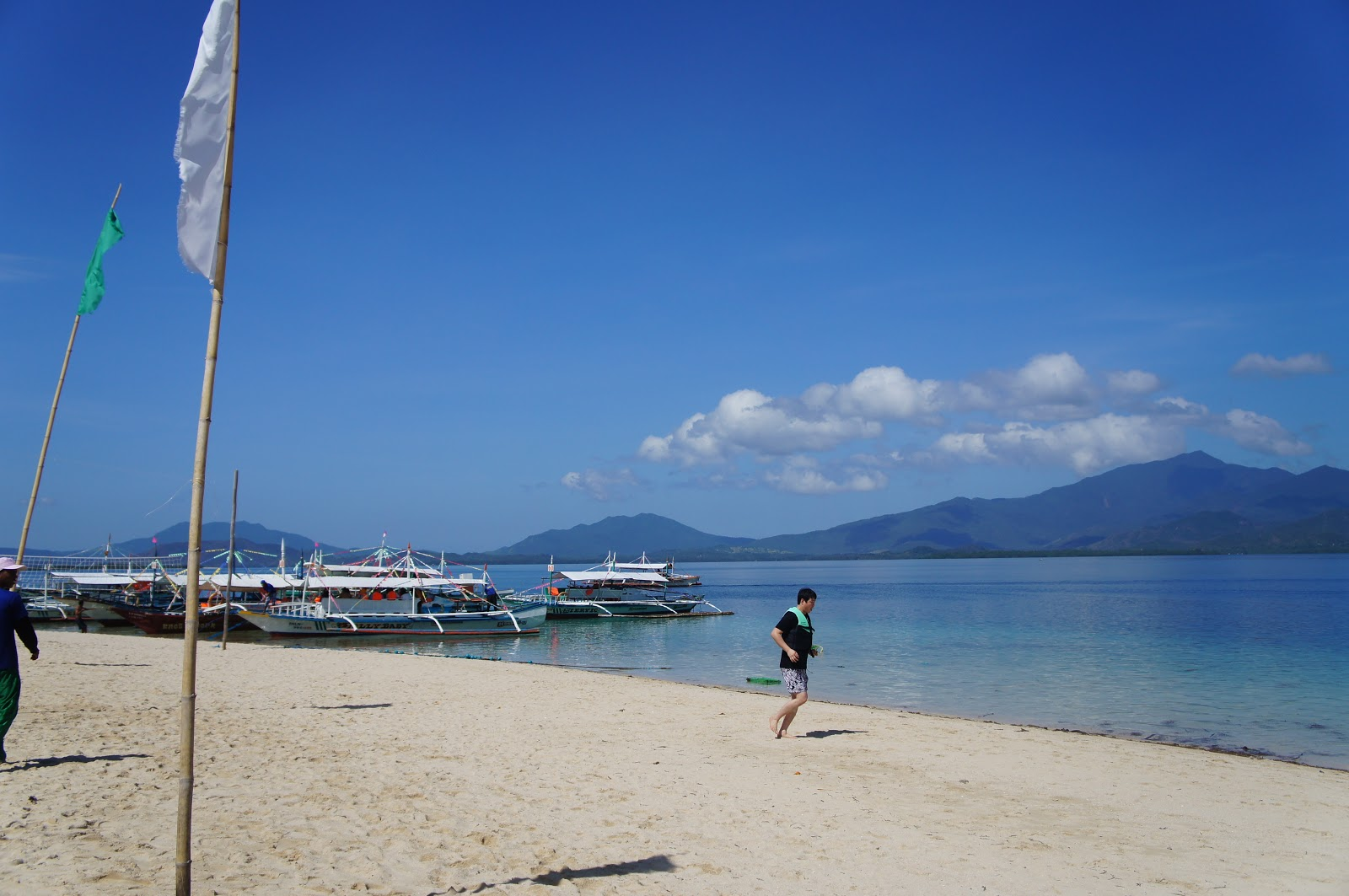 Honda Bay Island Hopping Tour Palawan Philippines