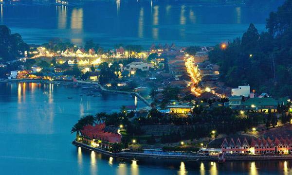 Destinasi wisata di pulau sumatera