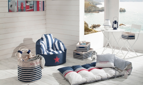 Voyage en bord de mer lady breizh les tribulations d for Decoration marine d interieur