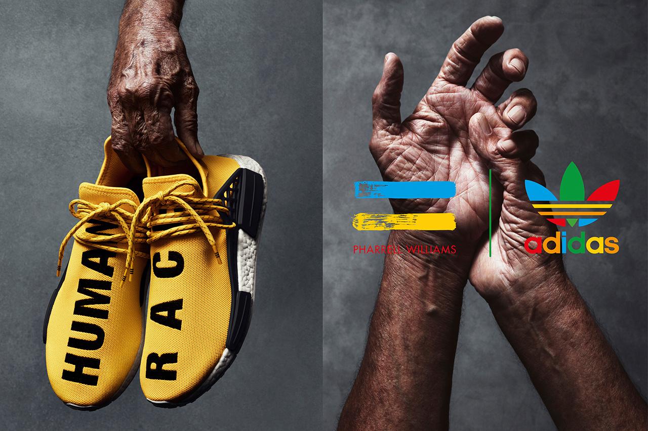 b3d6da1c248e adidas Originals x Pharrell Williams  Hu NMD  - Planet of the Sanquon
