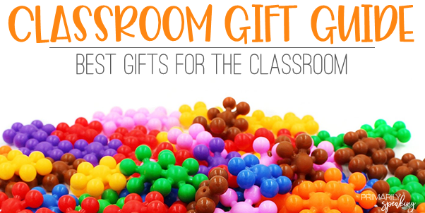classroom gift ideas for the holidays