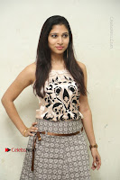 Actress Vanditha Stills in Short Dress at Kesava Movie Success Meet .COM 0128.JPG