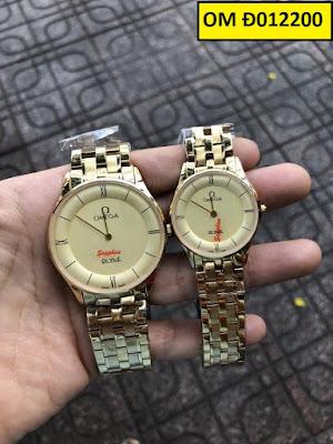 Đồng hồ nam OM Đ012200 quà tặng bạn trai đỉnh nhất
