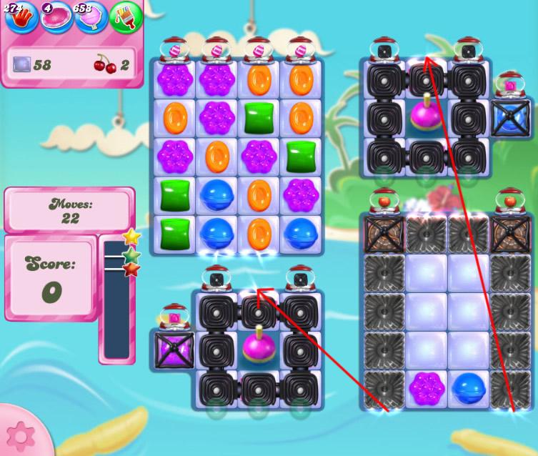 Candy Crush Saga level 2690