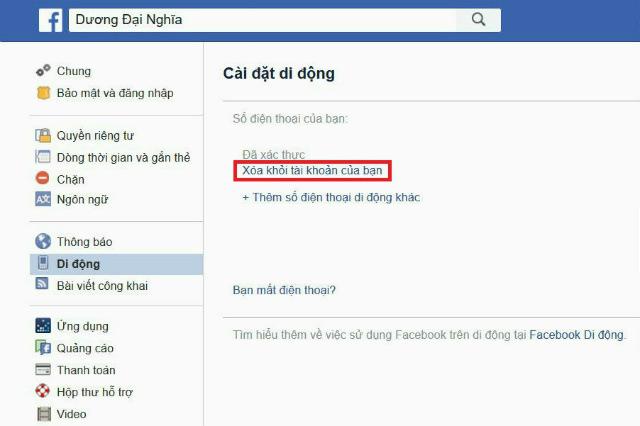 cách bảo mật facebook 2 lớp bằng điện thoại 5
