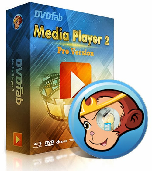 Descargar DVDFab Media Player gratis