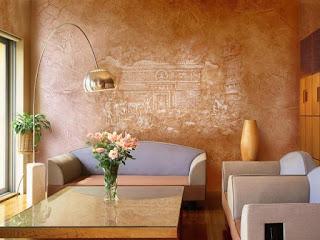 spanish wall painting ideas