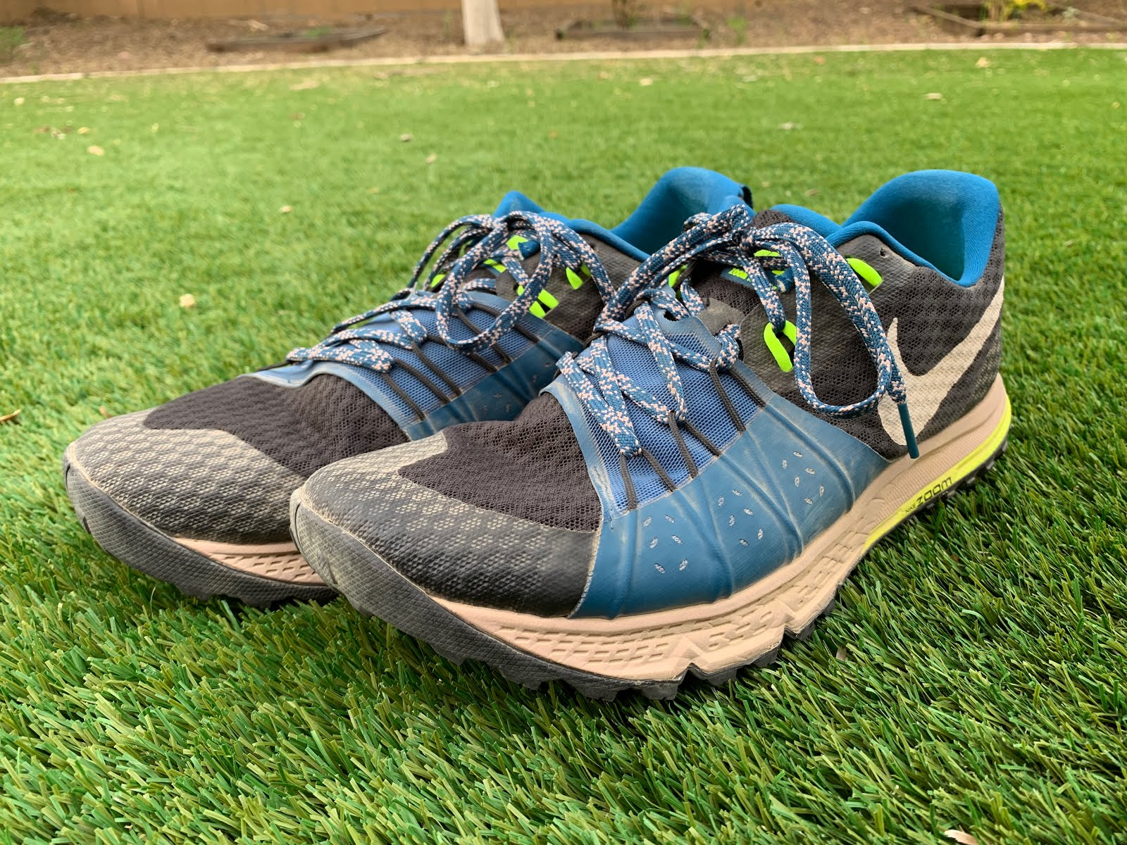 aa2bbe3af28dfa Road Trail Run  Nike Air Zoom Wildhorse 4 Review - Monster on the ...