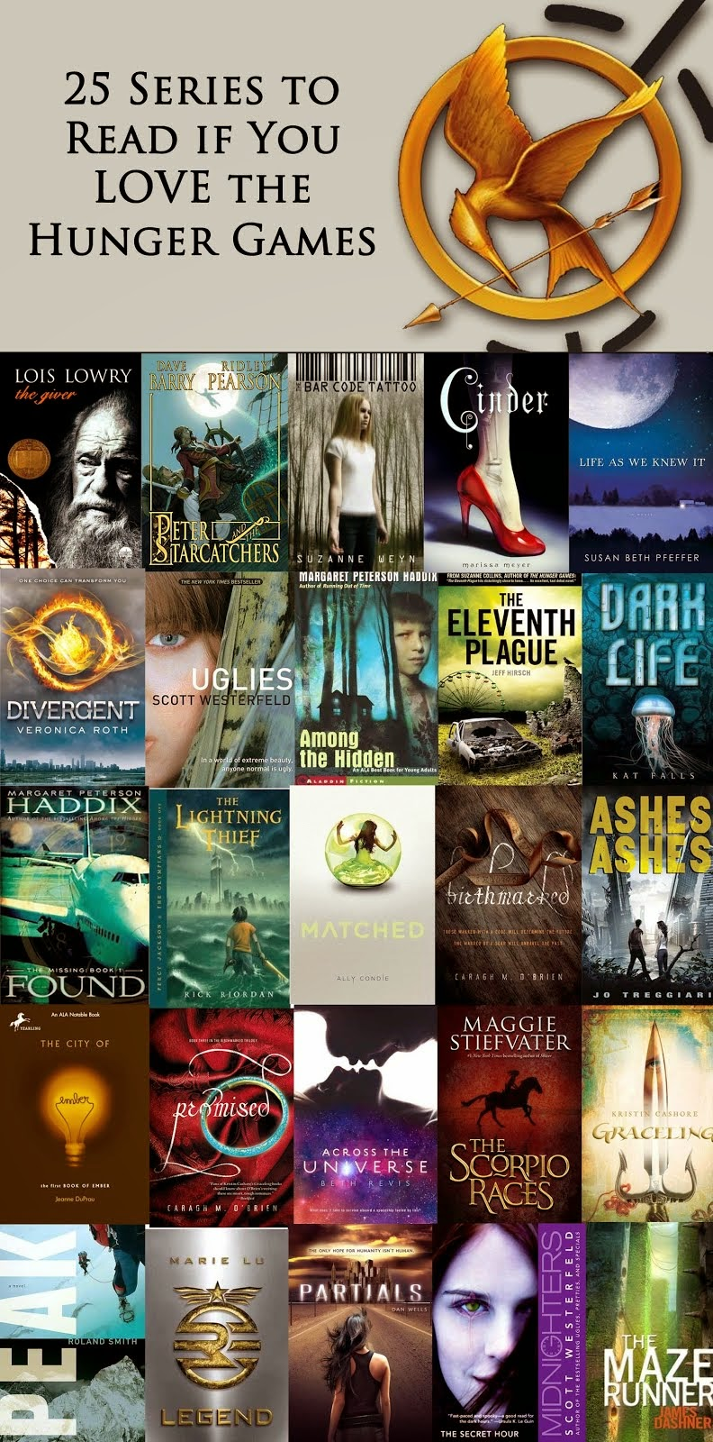 21 Series to READ