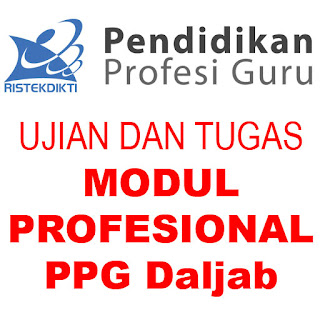Final Assignement Tugas Akhir M1 Profesional PPG Daljab