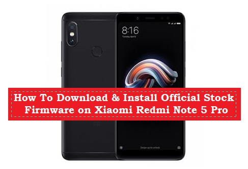 How To Download & Install Official Stock Firmware on Xiaomi
