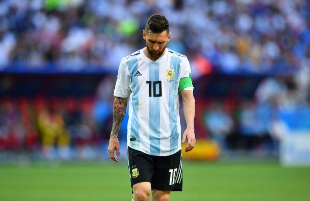 Argentina quedó eliminada del Mundial - Leo Messi defraudó a sus fanáticos