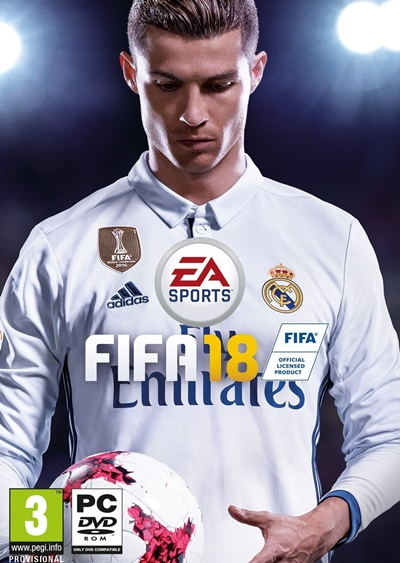 โหลดเกมส์ FIFA 18