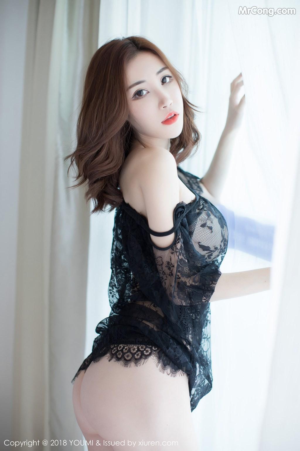 Image YouMi-Vol.219-Sun-Meng-Yao-V-MrCong.com-005 in post YouMi Vol.219: Người mẫu Sun Meng Yao (孙梦瑶V) (48 ảnh)