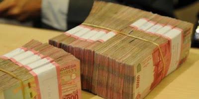 Hukum menerima gaji dari koperasi simpan pinjam